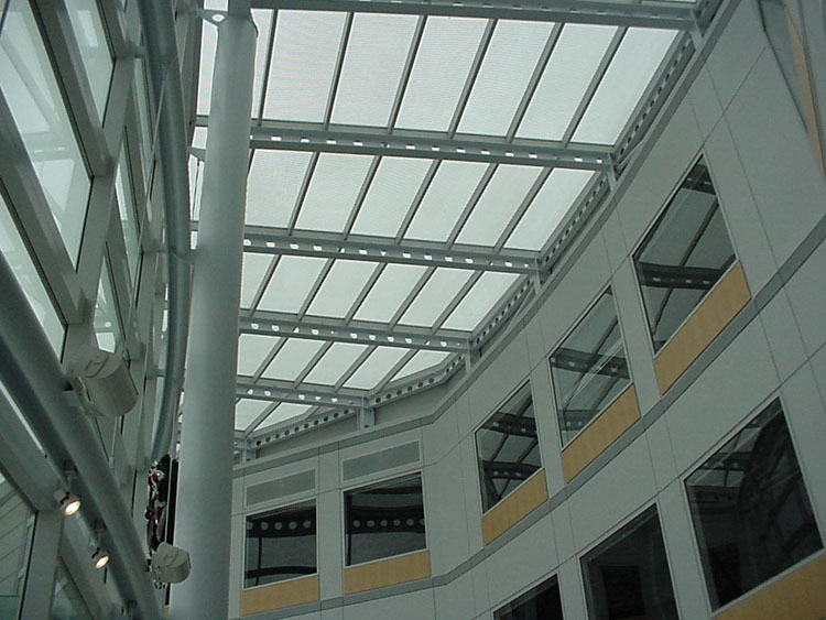 Skylights - Bannockburn Office Building - Hadley Associates Inc.