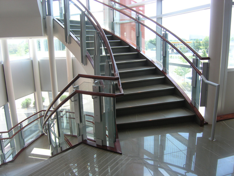 Railings - Ogden Professional Building - Hadley Associates Inc.